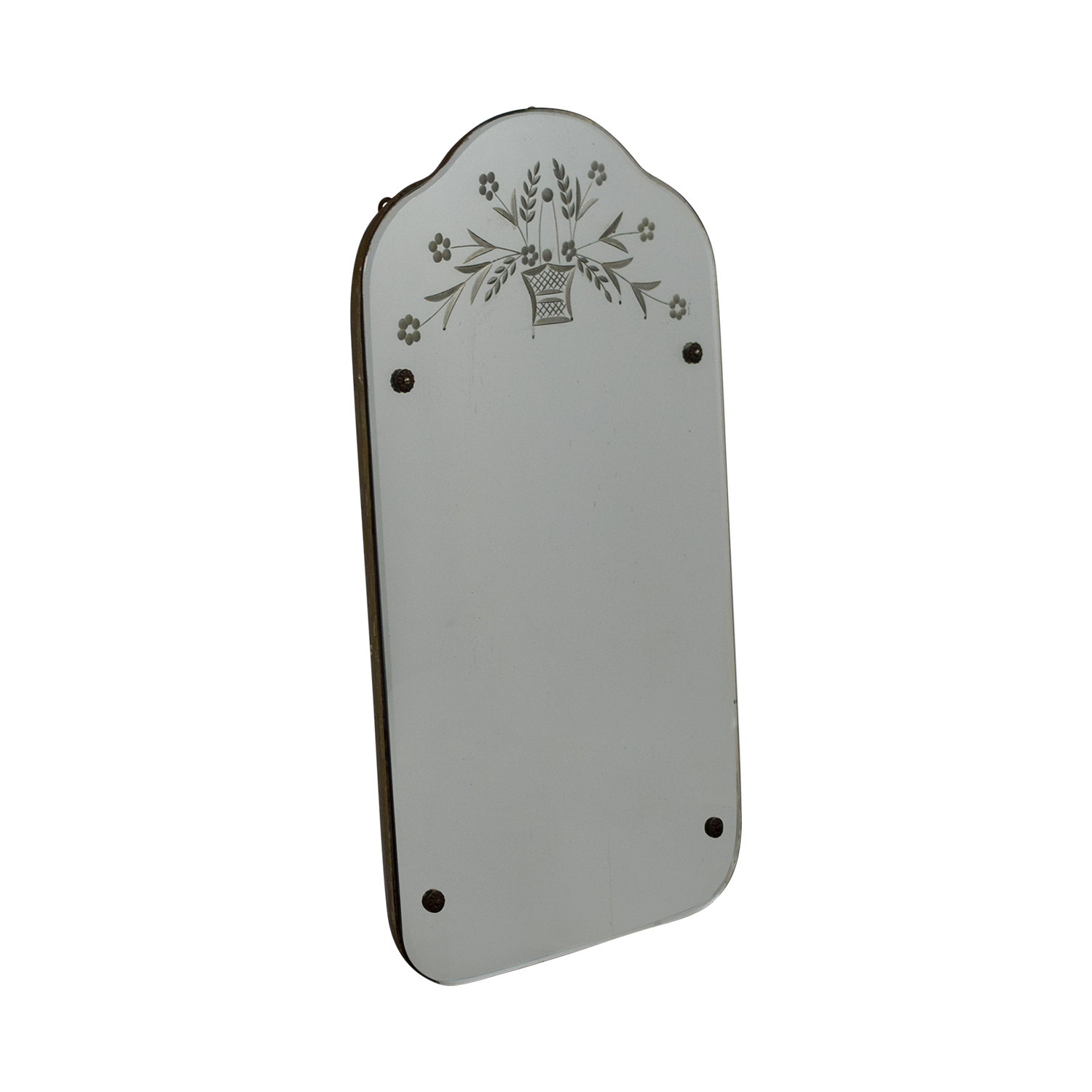 buy Decorative Etched Mirror