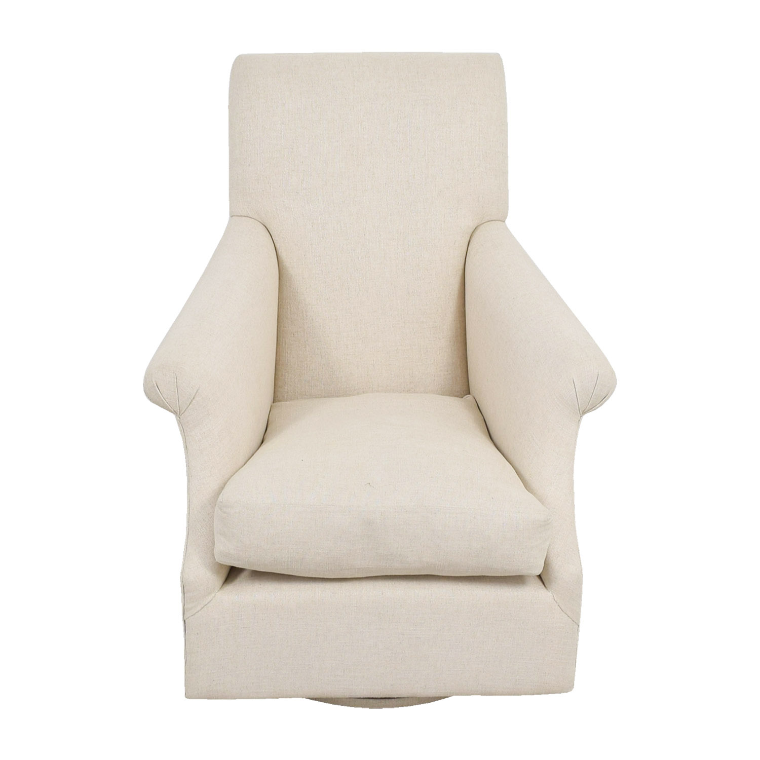 ... Andrew Martin Andrew Martin Bruce Beige Swivel Chair nyc ...  sc 1 st  Furnishare & 90% OFF - Andrew Martin Andrew Martin Bruce Beige Swivel Chair / Chairs