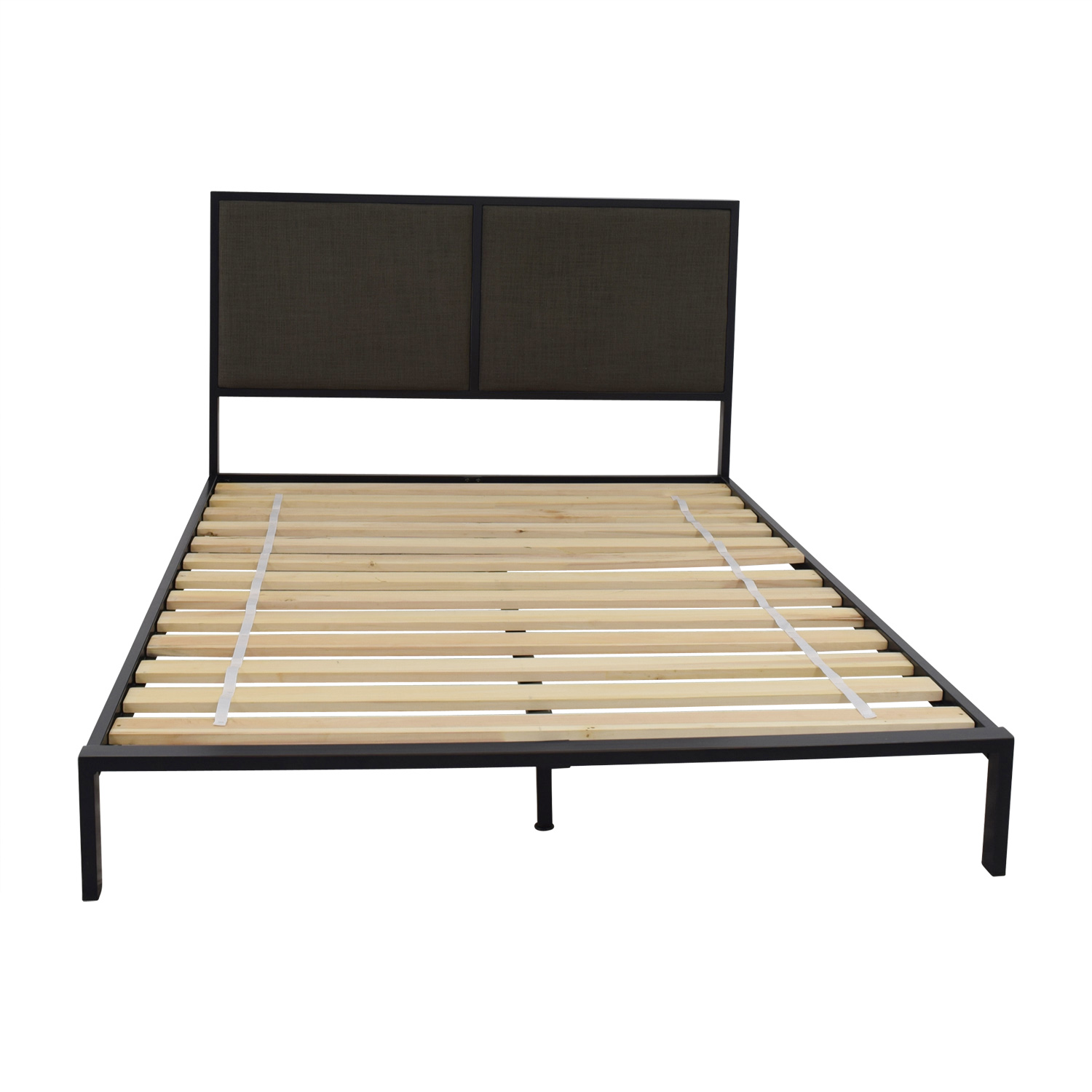 Crate & Barrel Oliver Full Platform Bed Frame sale