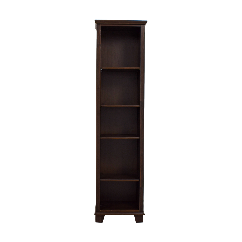 57 Off Ikea Ikea Tall Barrow Bookcase Storage