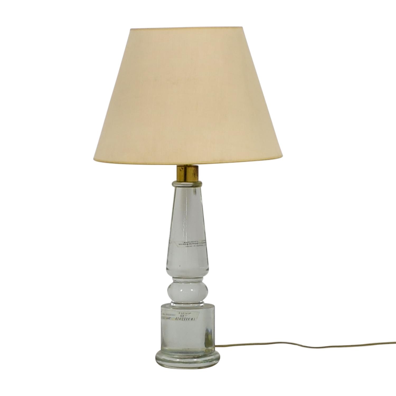 57 off murano murano glass table lamp decor shop murano glass table lamp murano aloadofball Image collections