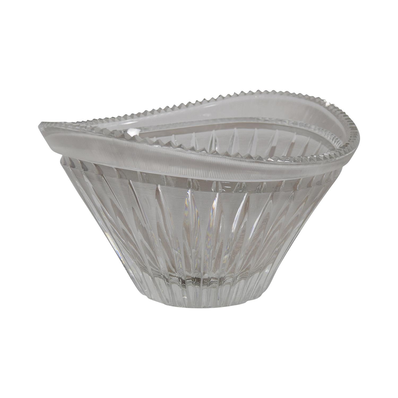 Glass Decorative Bowl