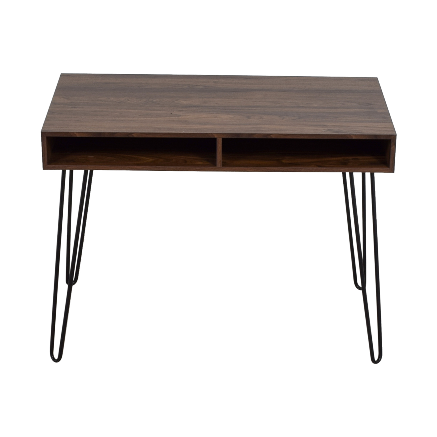 buy Home Essentials Hairpin Desk Home Essentials Home Office Desks