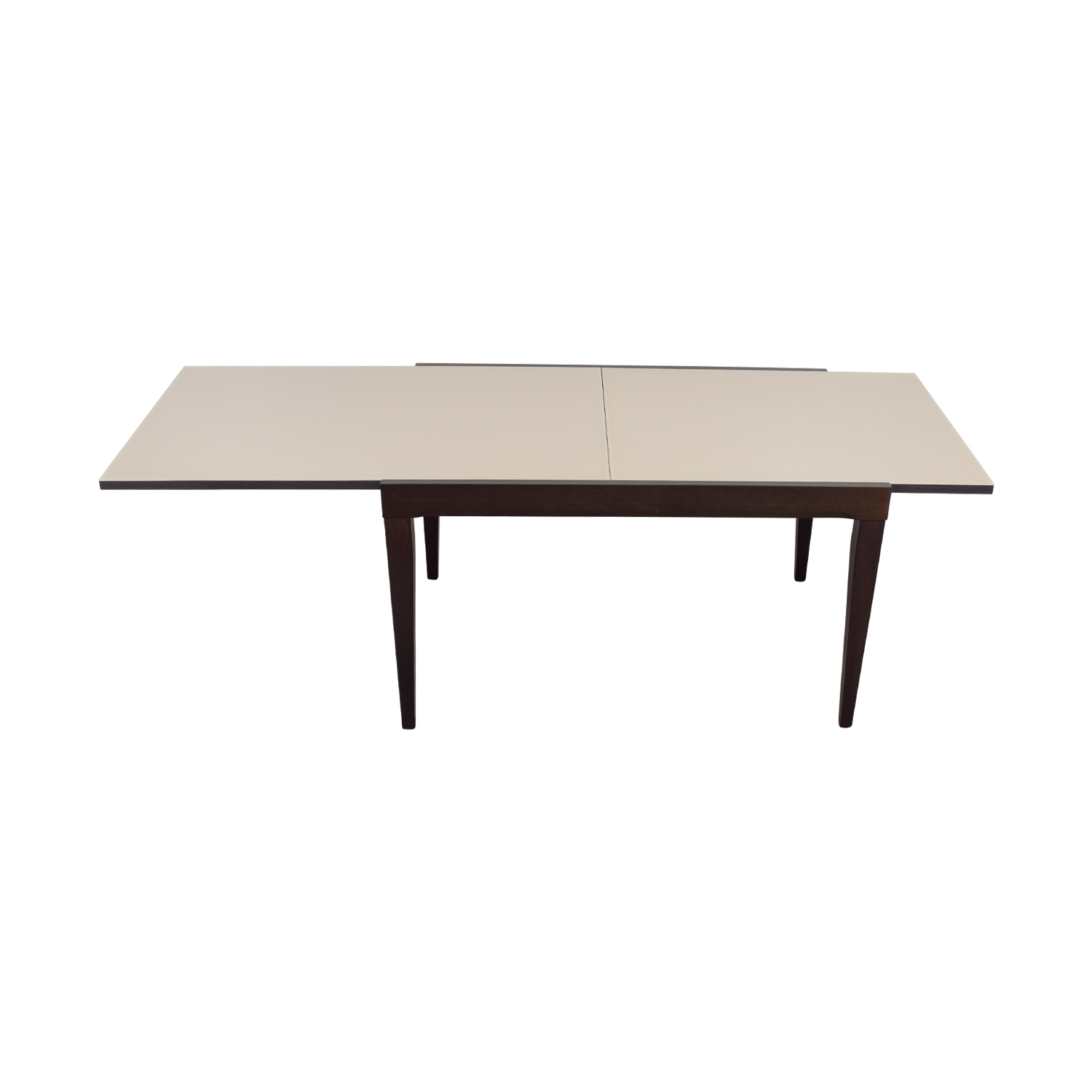 Macy's Macy's Cafe Latte Extendable Dining Table
