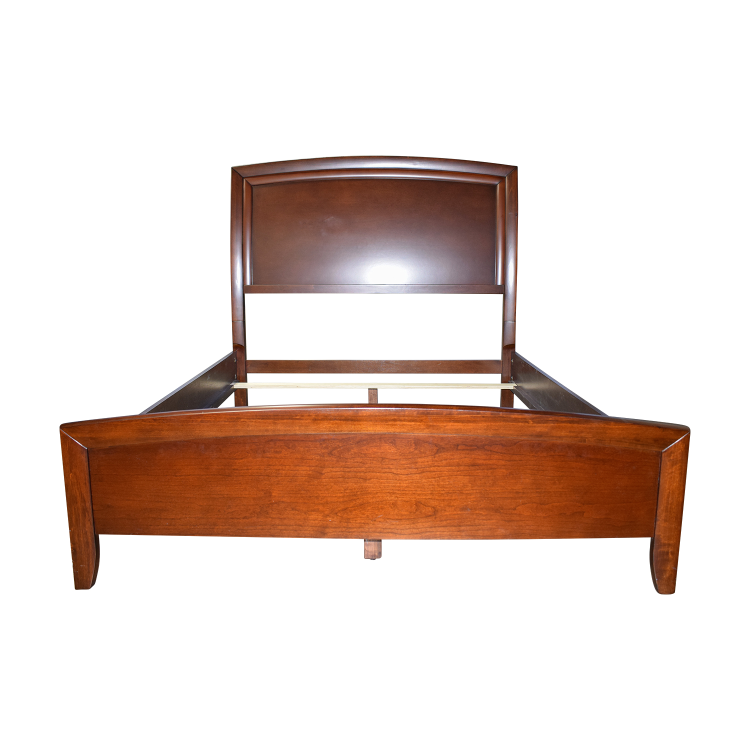 Casana Furniture Casana Furniture Queen Wood Bed Frame BROWN