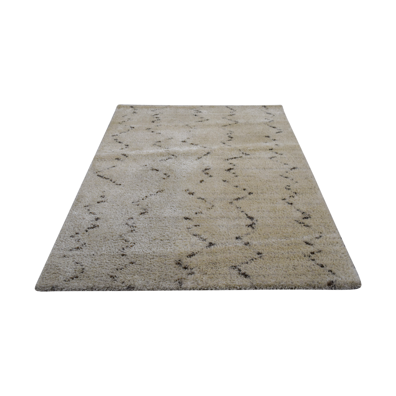 Macys Macys Beige Rug for sale
