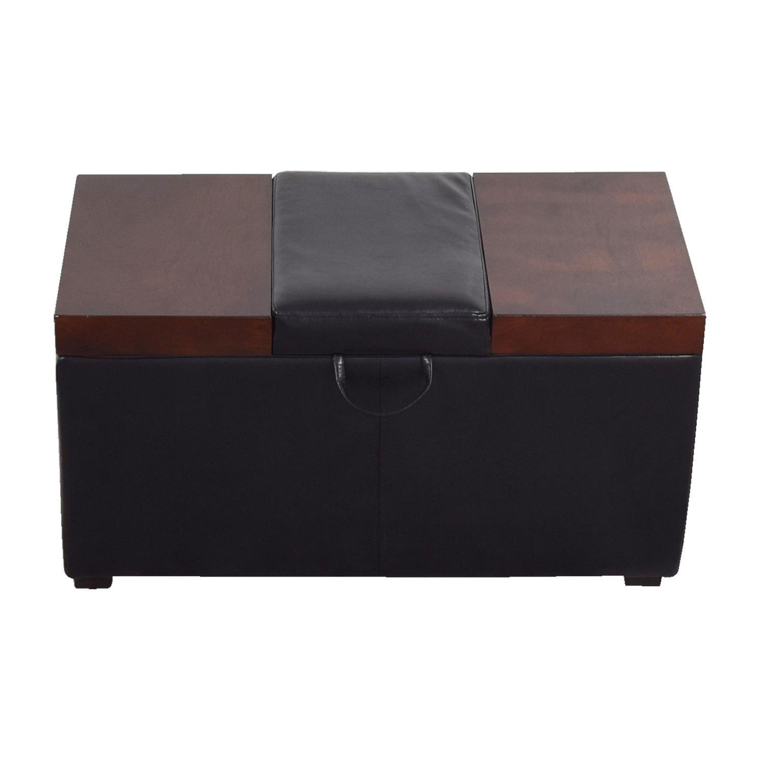 Belham Living Madison Belham Living Madison Lift Top Upholstered Storage Ottoman Ottomans