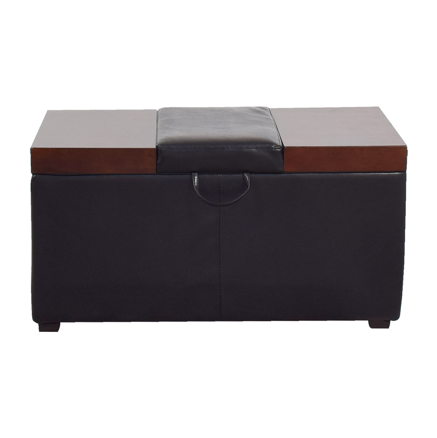 Belham Living Madison Belham Living Madison Lift Top Upholstered Storage  Ottoman Used ...