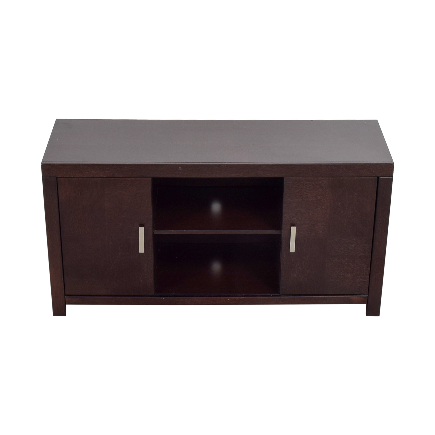 Value Furniture Value Furniture Brown TV Stand on sale