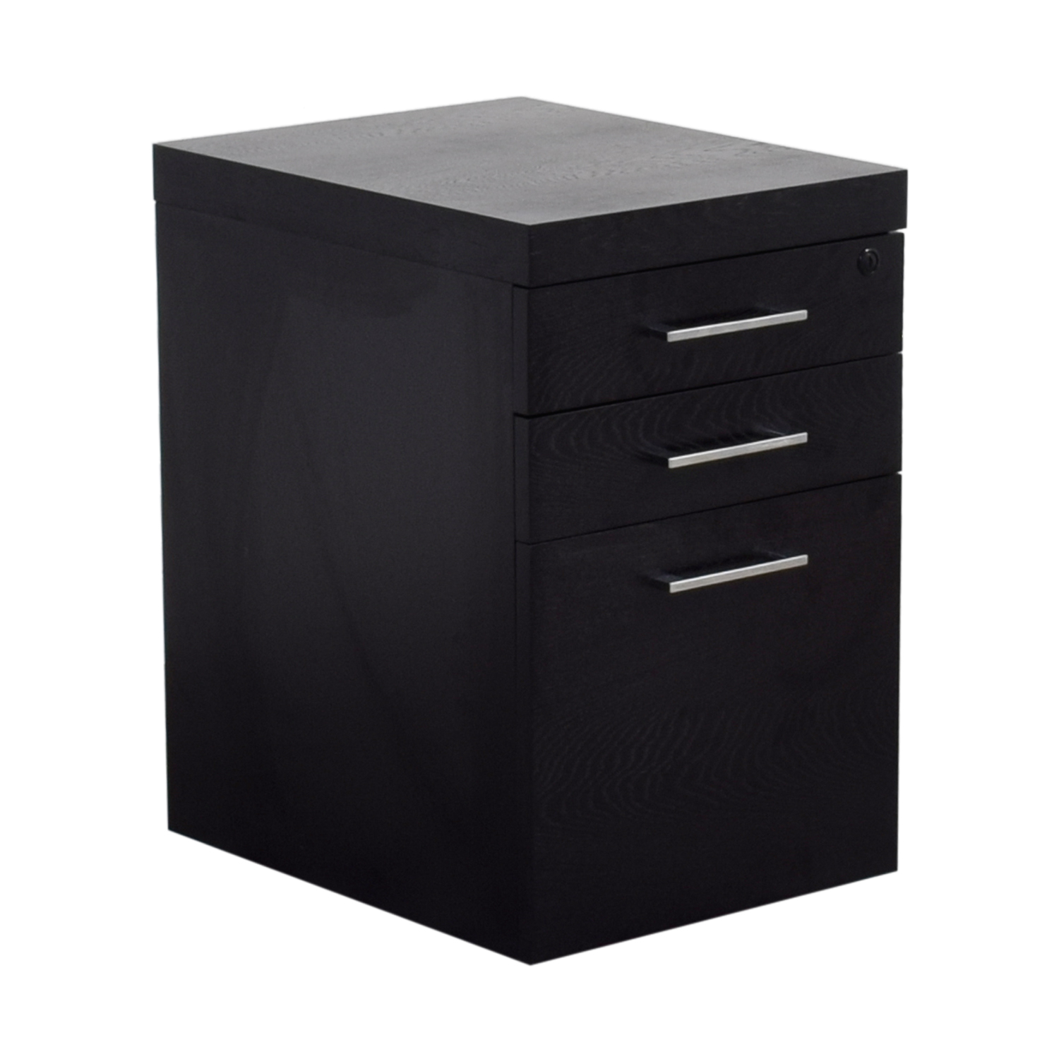 Macys Macys Stockholm Three-Drawer Filing Cabinet Filing & Bins