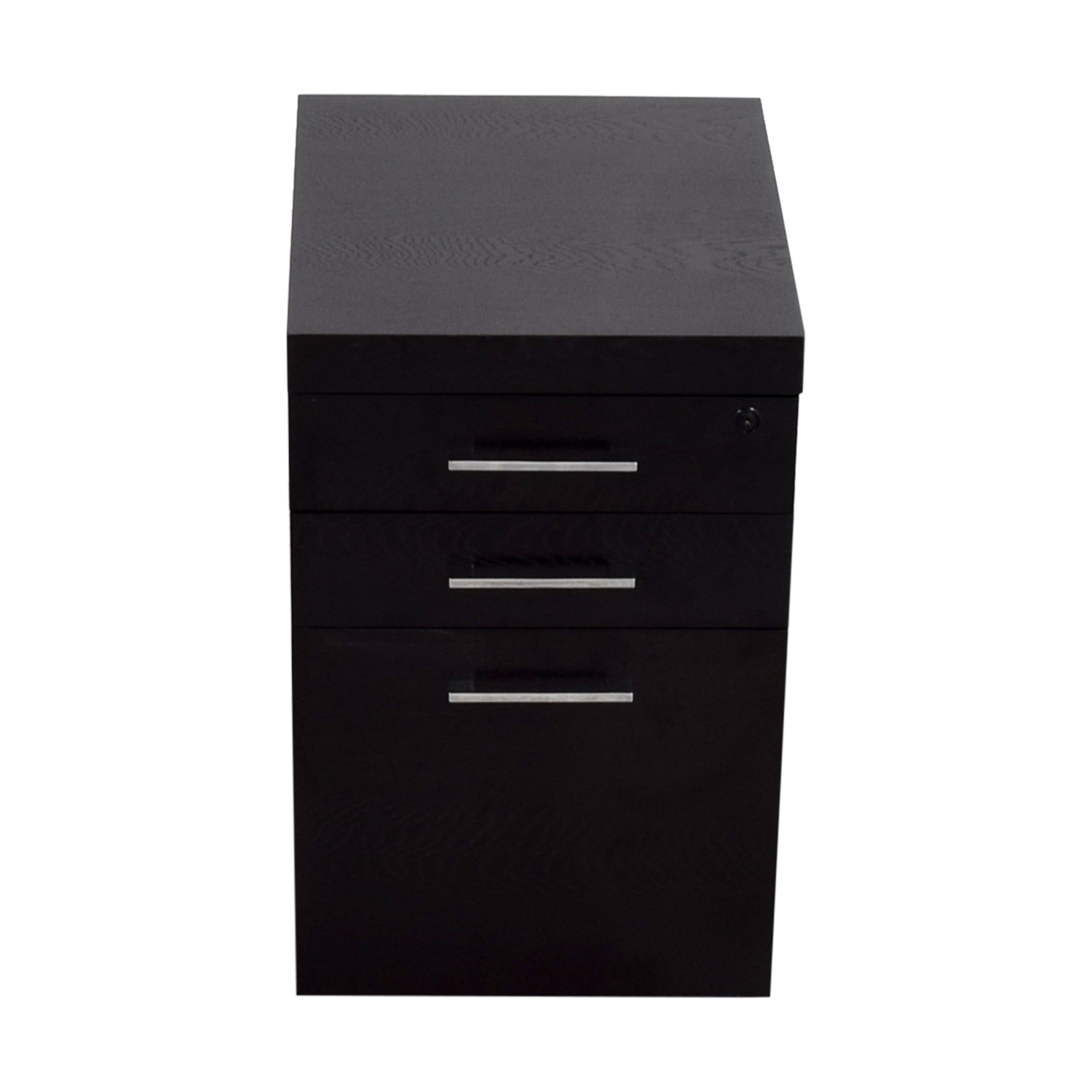 Macys Stockholm Three-Drawer Filing Cabinet / Storage