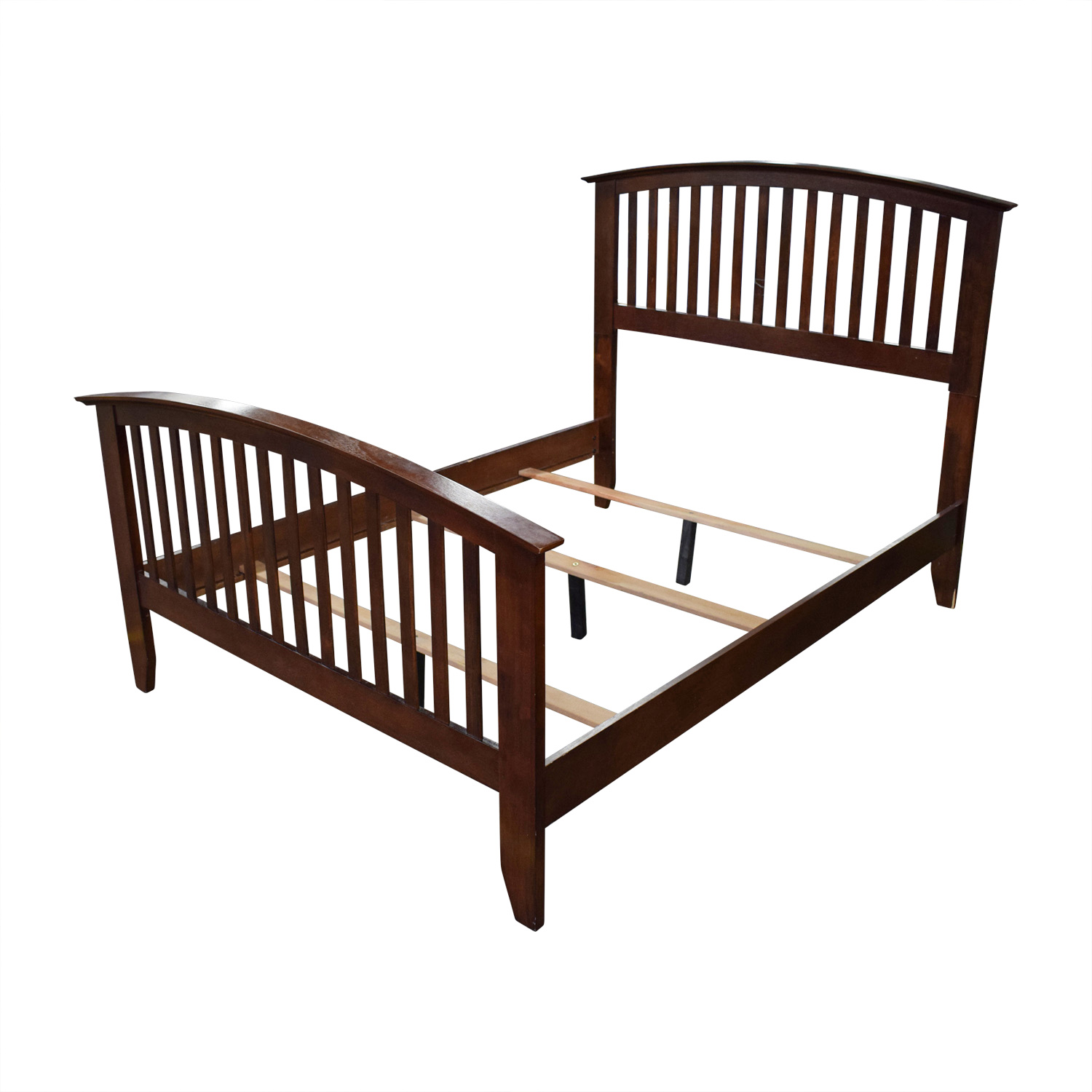 bobs furniture bed frame 82 bob s furniture bob s furniture wood caged 14633
