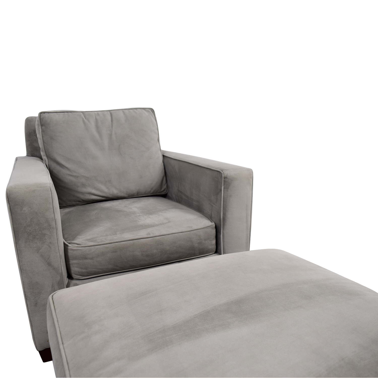 Chair And Ottoman Sale