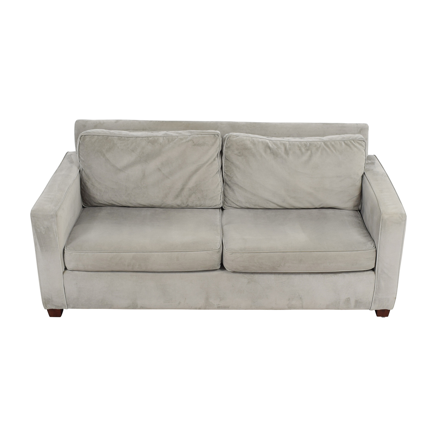 West Elm West Elm Henry Grey Couch used