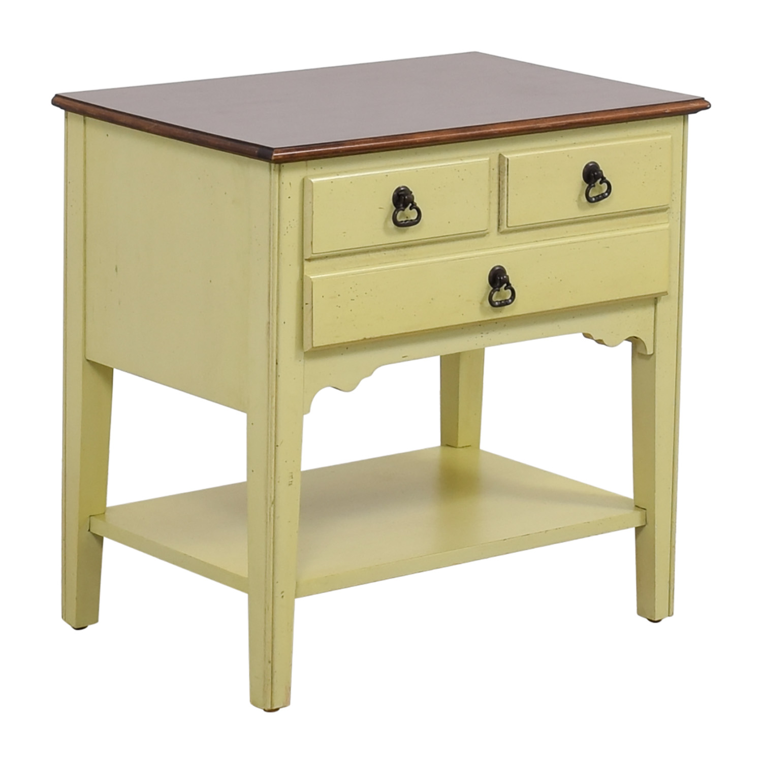 shop American of Martinsville American of Martinsville Light Green Nightstand online