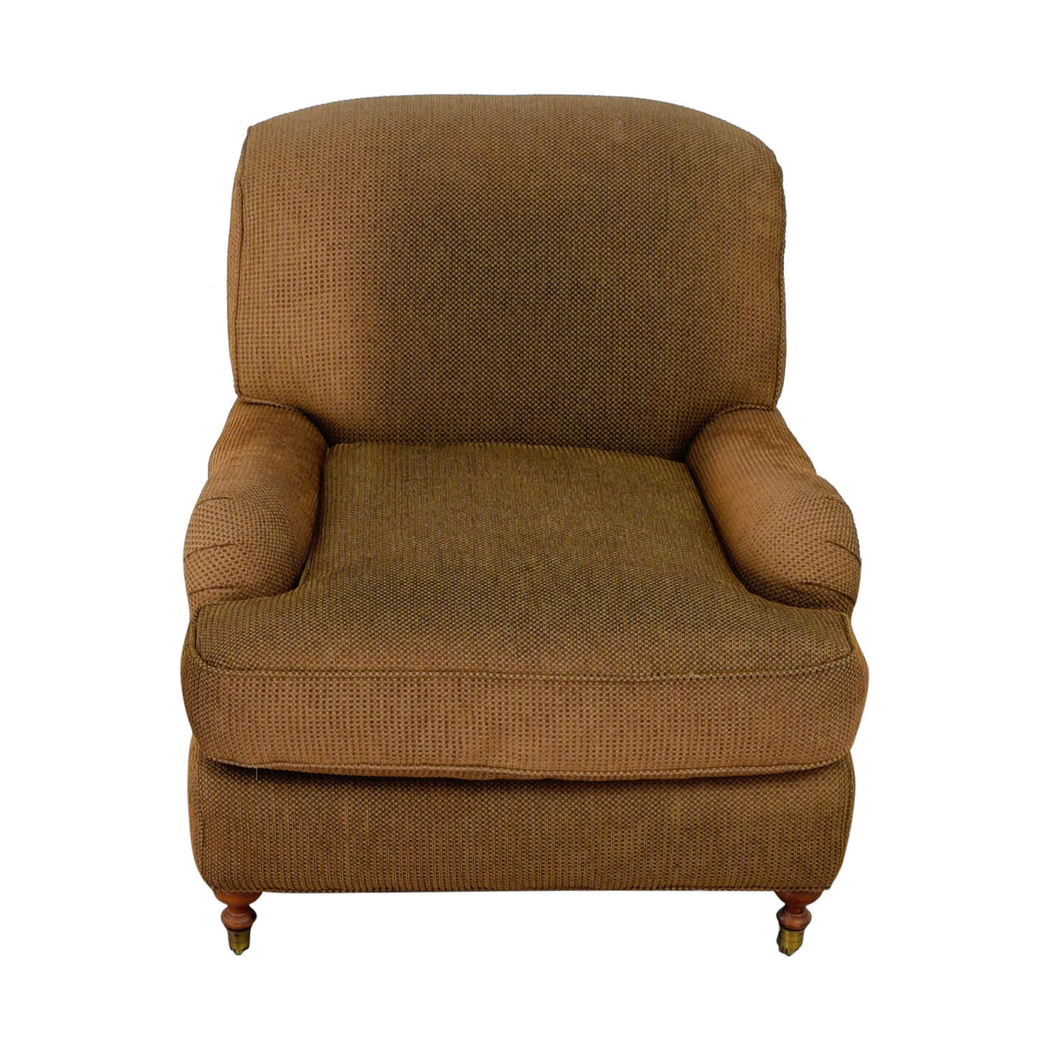 Brown Comfort Accent Chair / Sofas