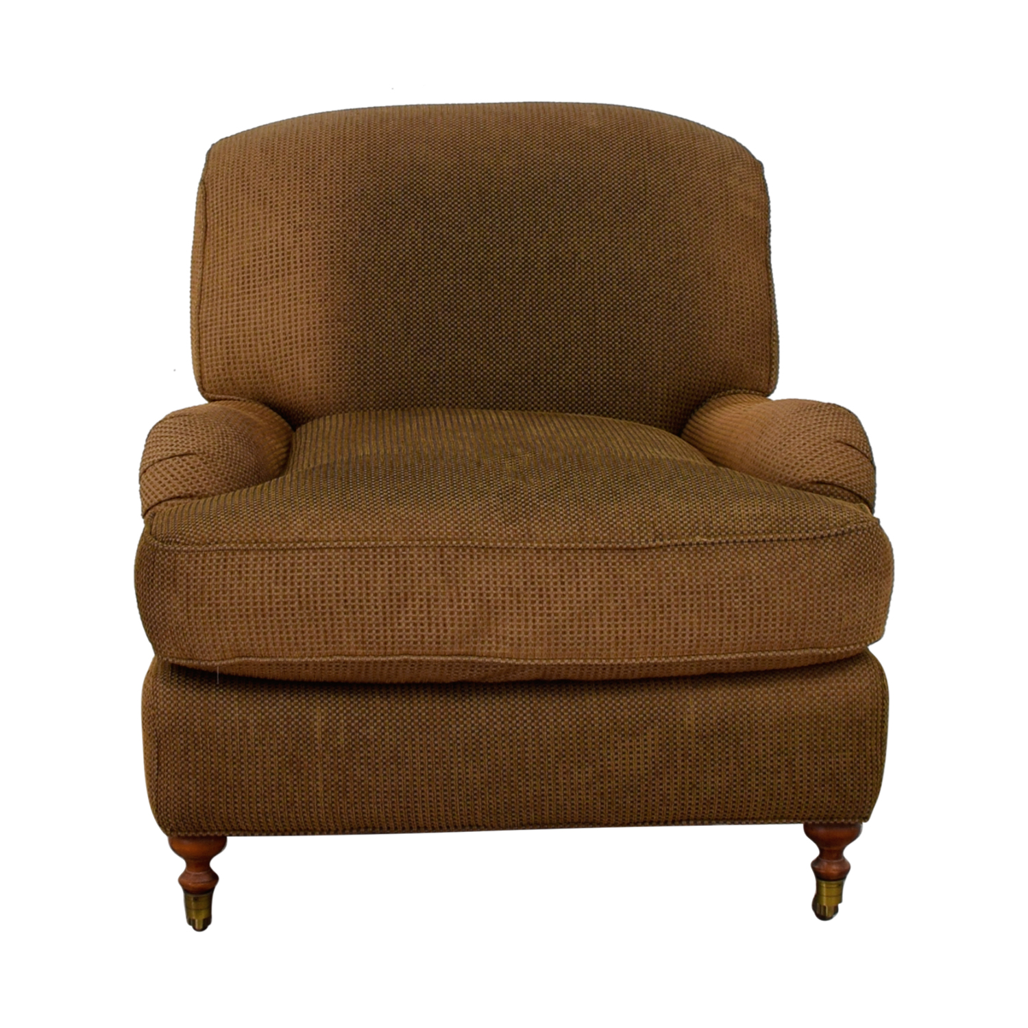 Brown Comfort Accent Chair / Accent Chairs