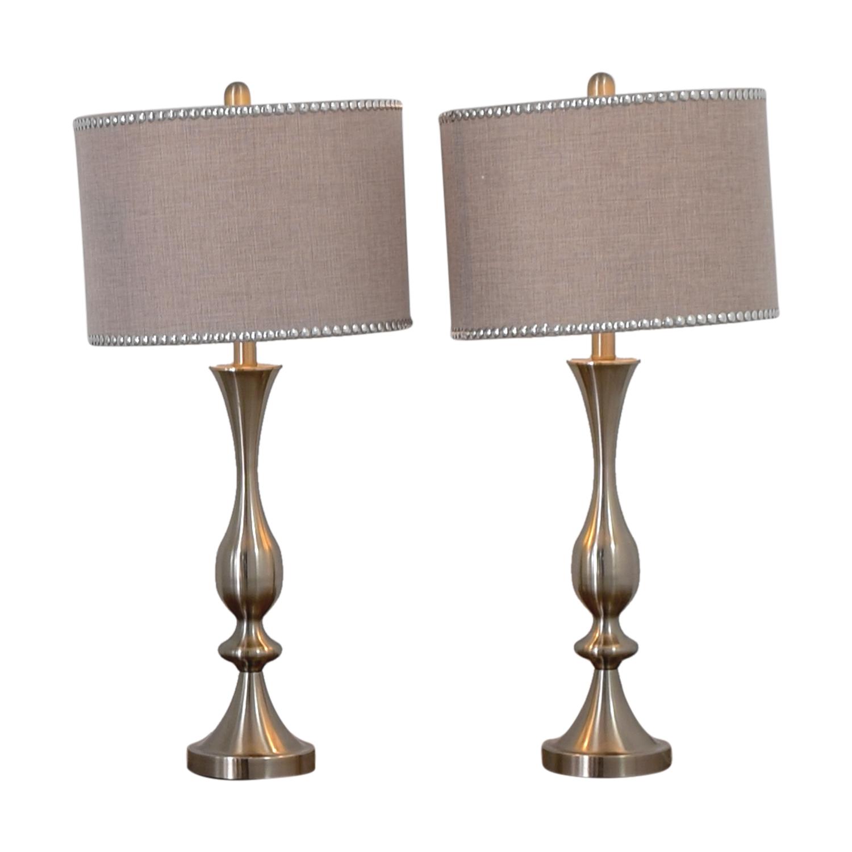 shop Silver Side Lamps Lamps
