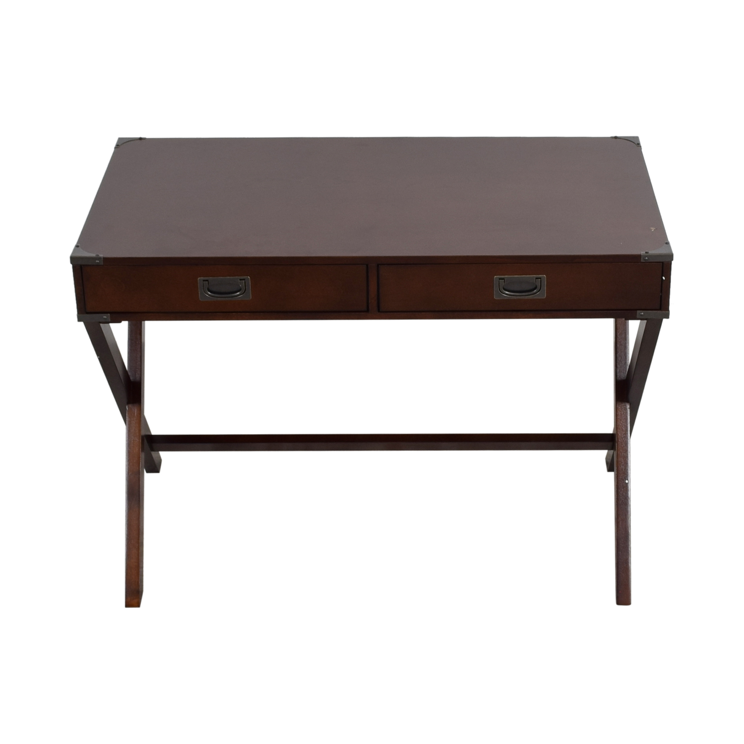 Mackin Mackin Two-Drawer Writing Desk Sofas