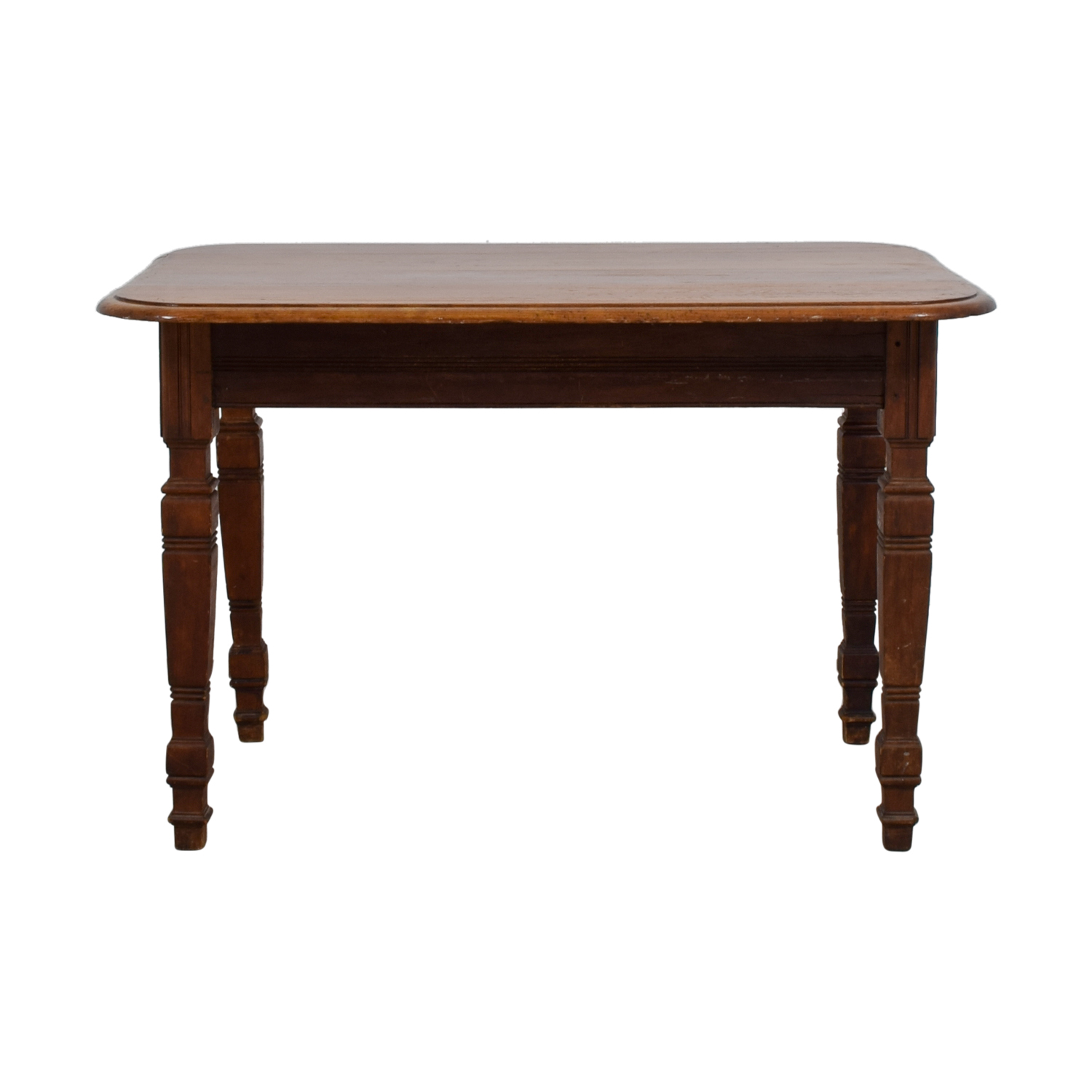 Rectangular Wood Dining Table nyc
