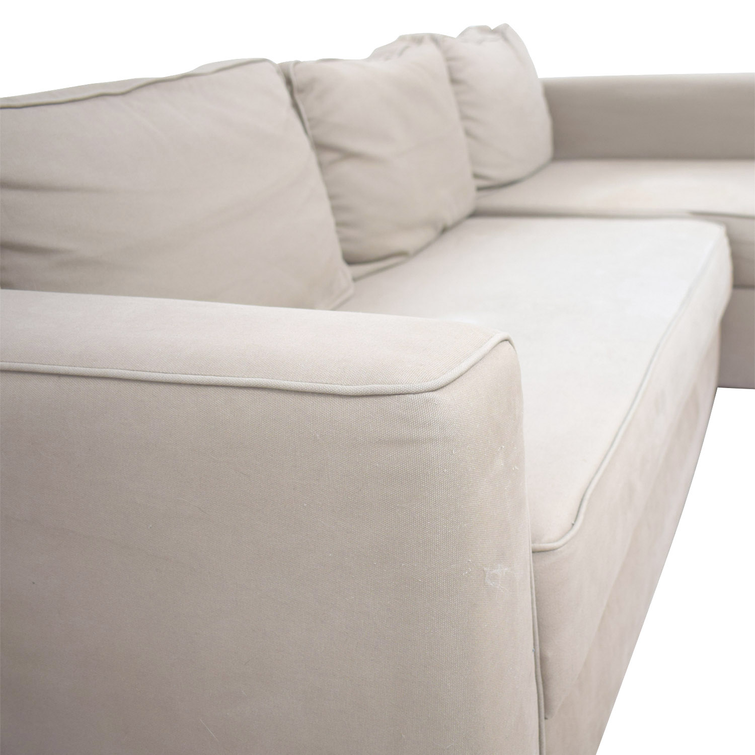 shop IKEA Manstad Sectional Sofa Bed with Storage IKEA Sofas