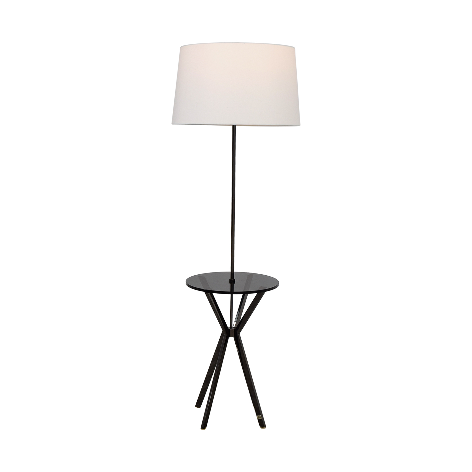 68 off west elm west elm floor lamp with table attached decor west elm floor lamp with table attached decor aloadofball Image collections
