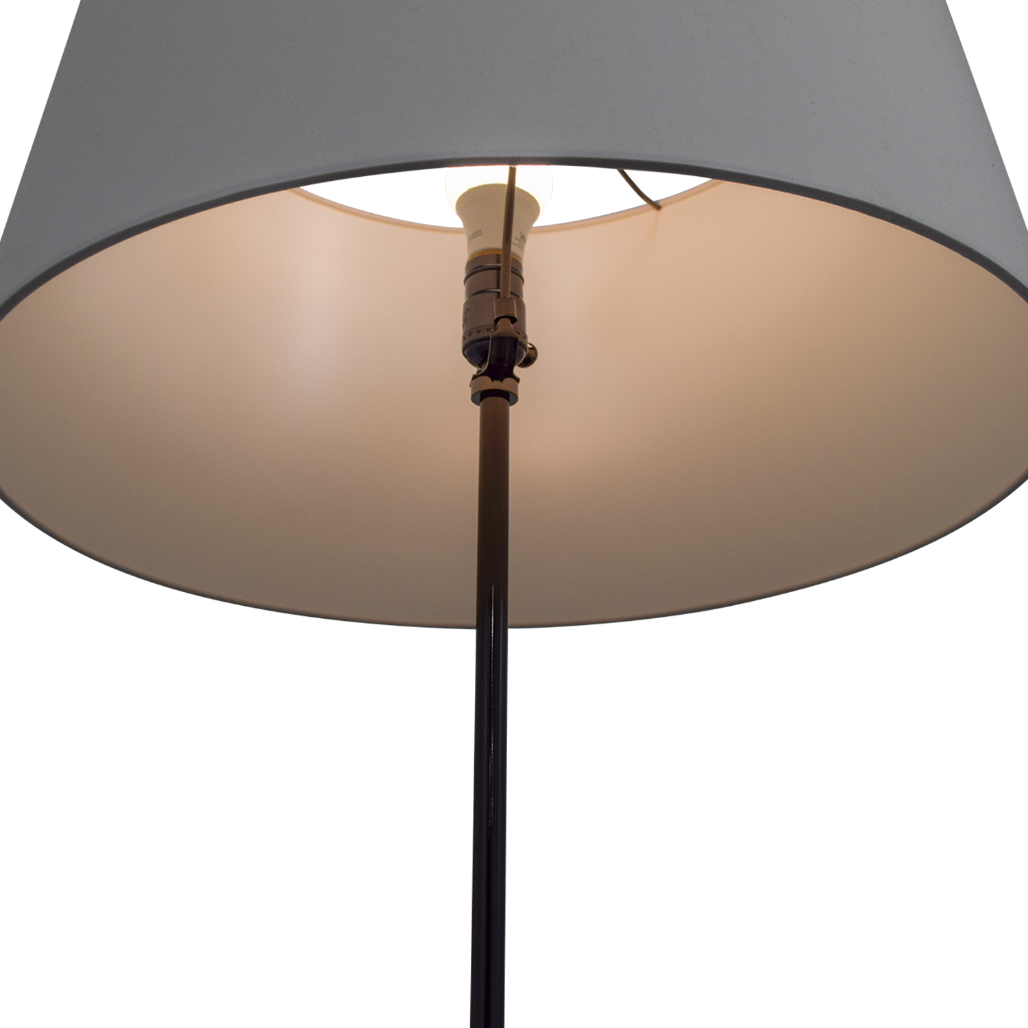 68 off west elm west elm floor lamp with table attached decor west elm west elm floor lamp with table attached second hand aloadofball Image collections