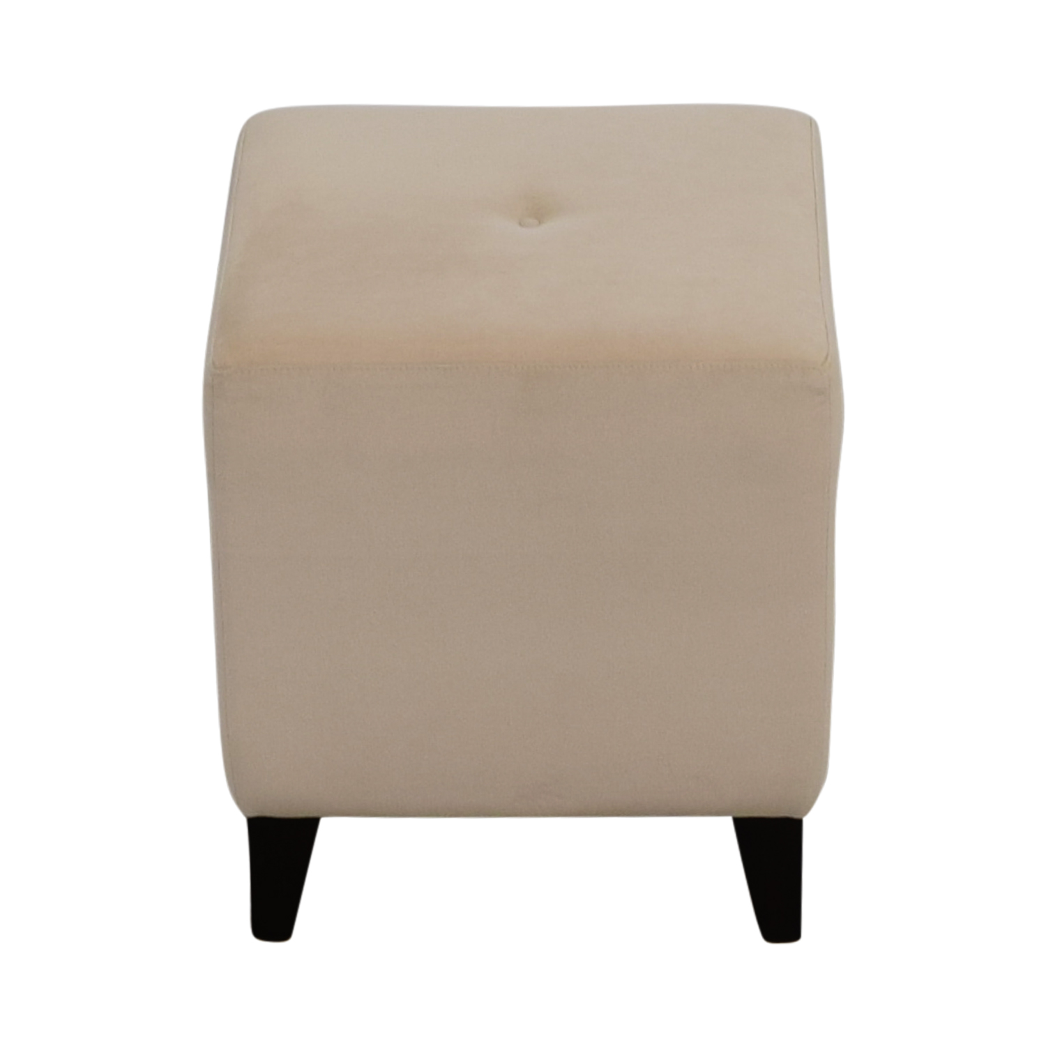 West Elm West Elm Tan Stool Stools