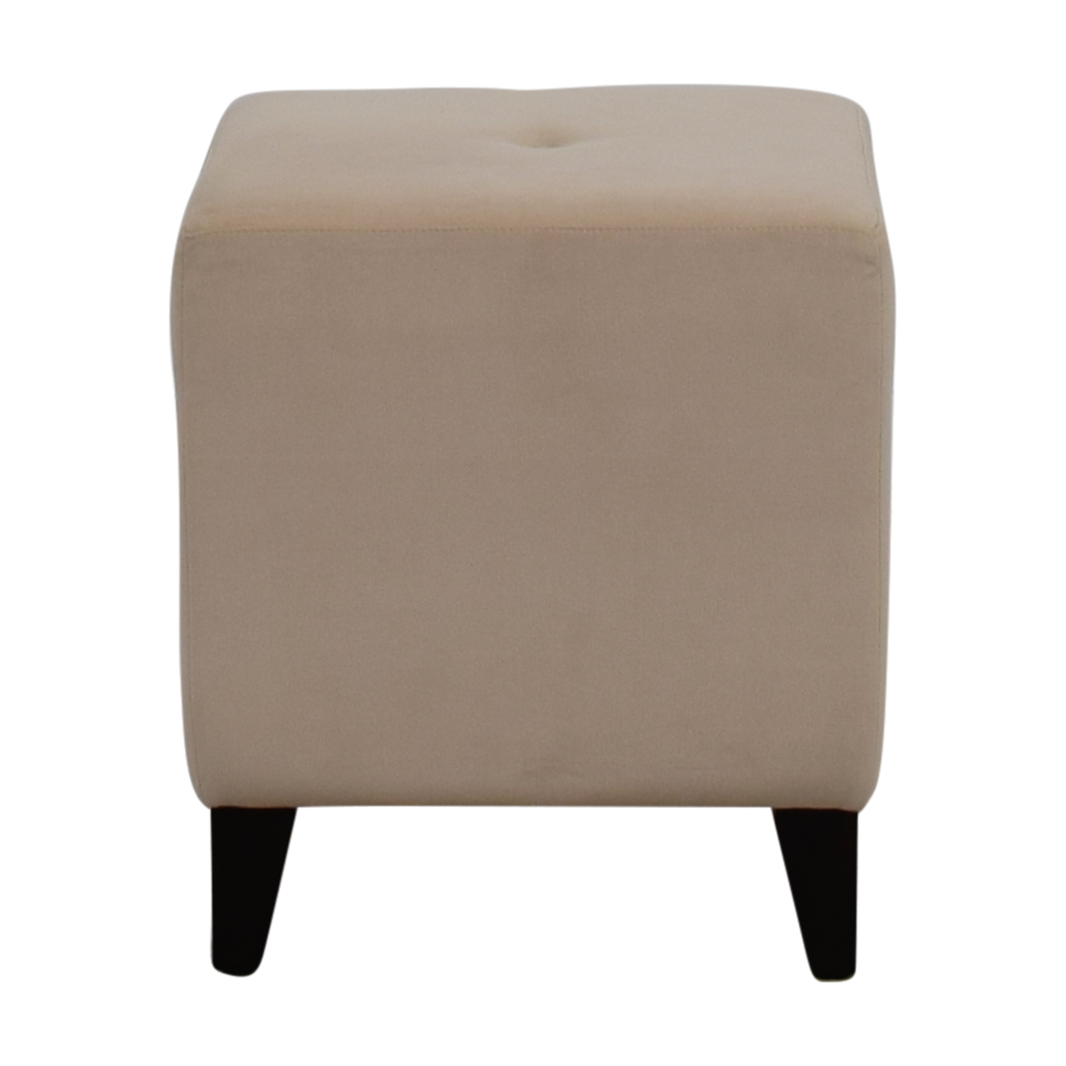 West Elm West Elm Tan Stool second hand
