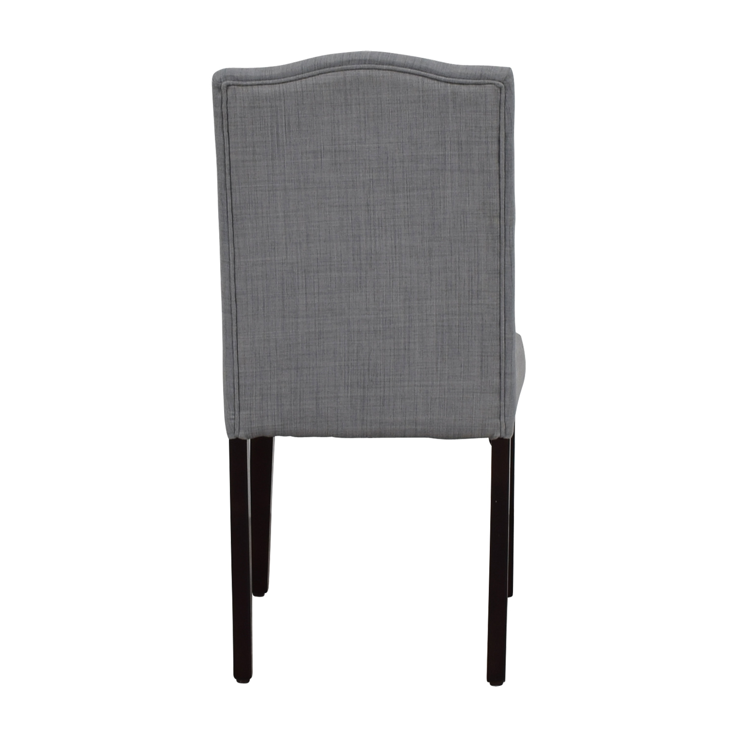 shop Target Threshold Target Threshold Brookline Grey Nailhead Dining Chair online