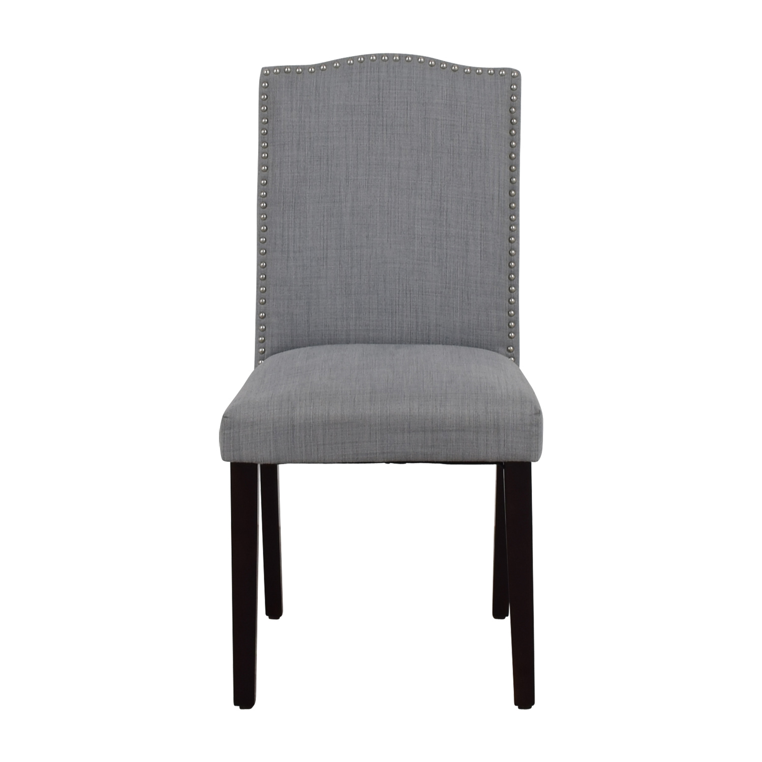 Target Threshold Brookline Grey Nailhead Dining Chair Target Threshold