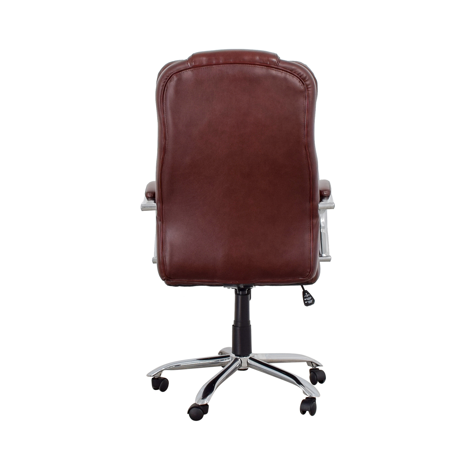 Best Office Best Office Burgundy Office Chair nyc