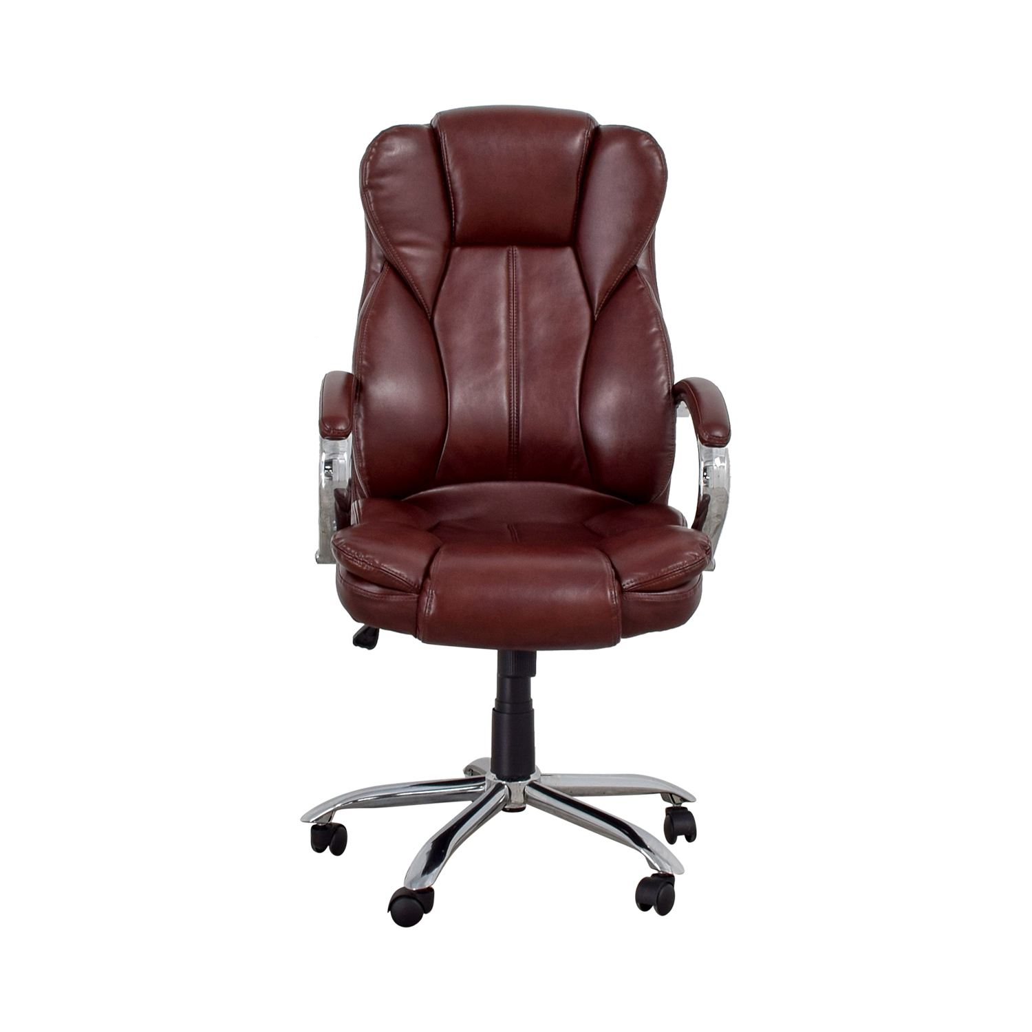 Best Office Best Office Burgundy Office Chair