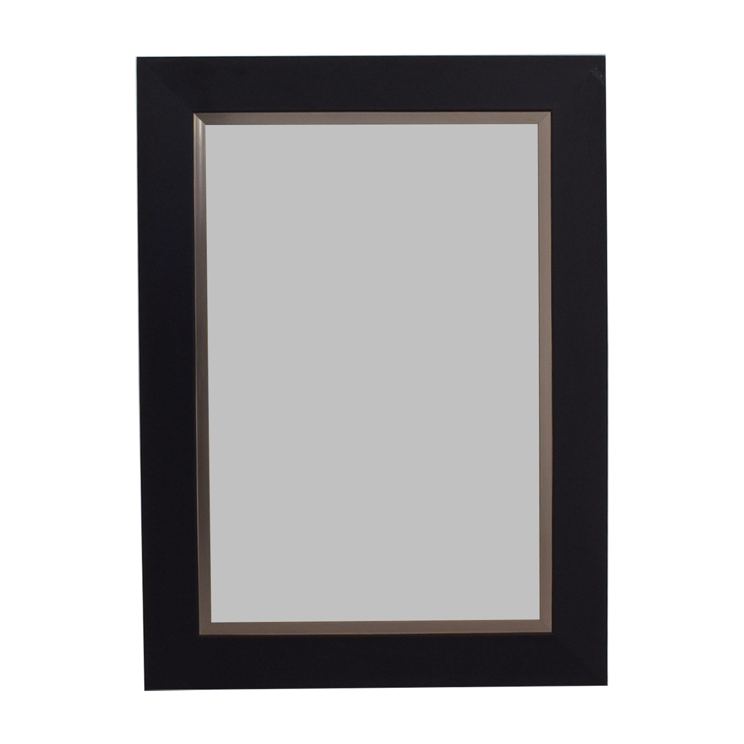 Home Goods Black Framed Wall Mirror nyc