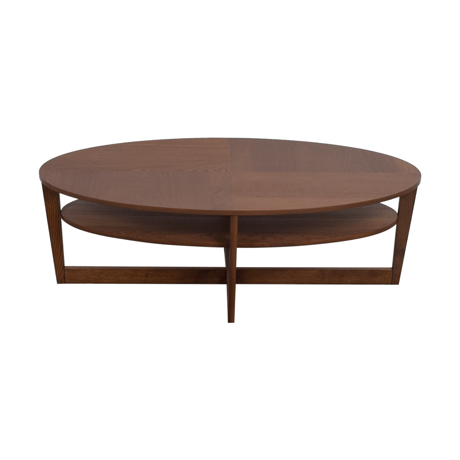IKEA IKEA Oval Coffee Table used