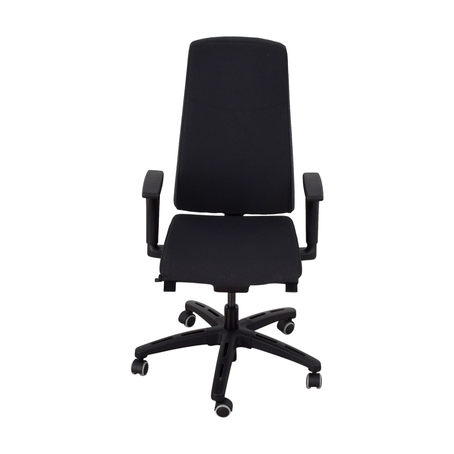 office furniture ikea. Shop IKEA Volmar Grey Office Chair With Arms Furniture Ikea I