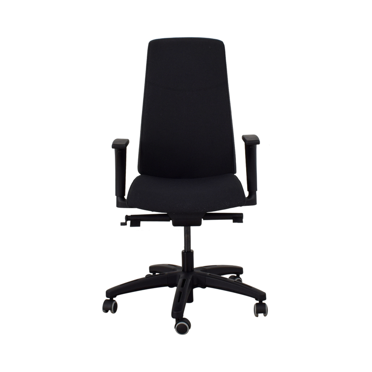 IKEA IKEA Volmar Grey Office Chair with Arms price