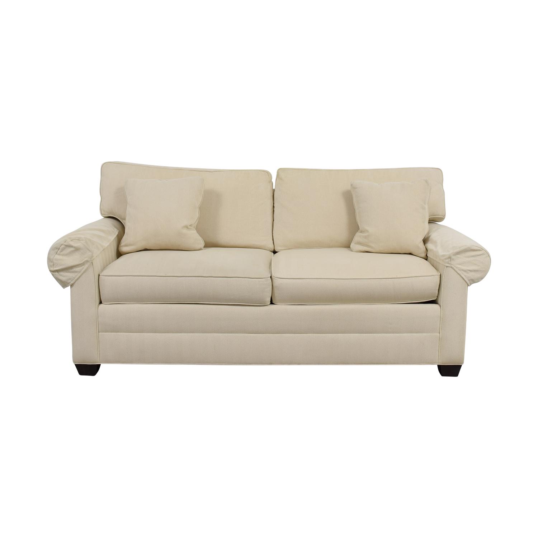 Ethan Allen Sofa Bed Www Gradschoolfairs Com
