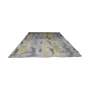 Daylan Rug Company Daylan Rug Co Yellow and Grey Rug discount