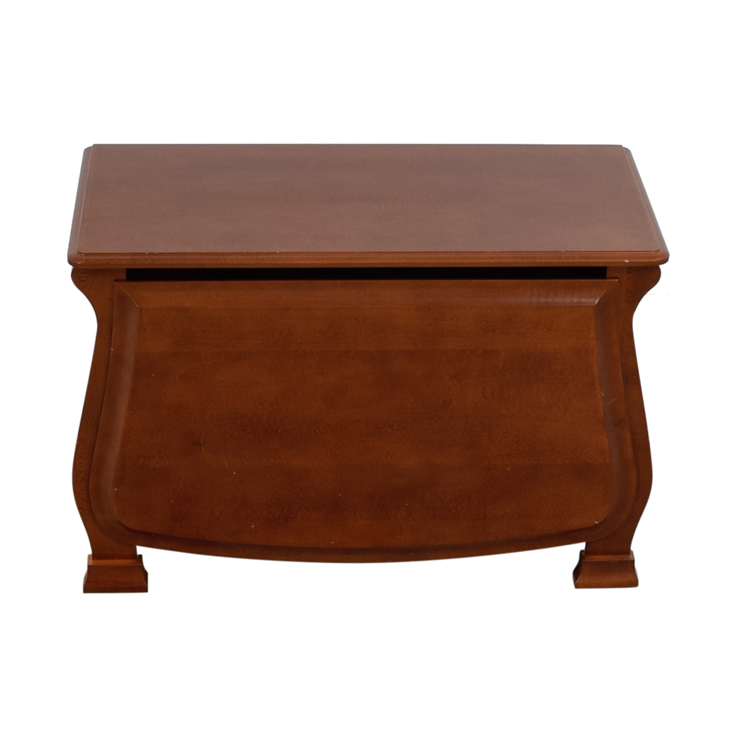 Pottery Barn Wood Toy Chest / Trunks