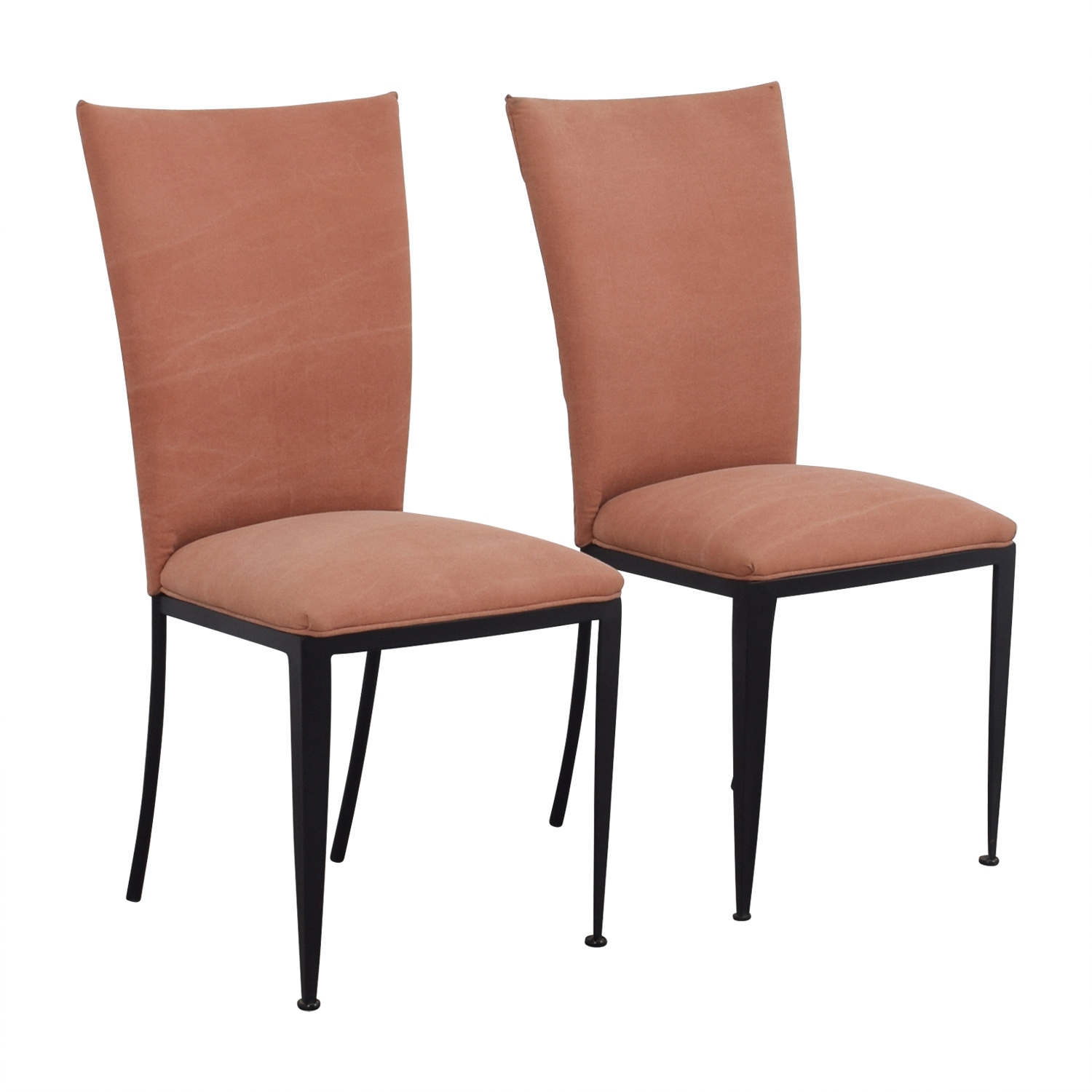 Used Dining Room Chairs: Marshall Fields Marshall Fields Pink Upholstered