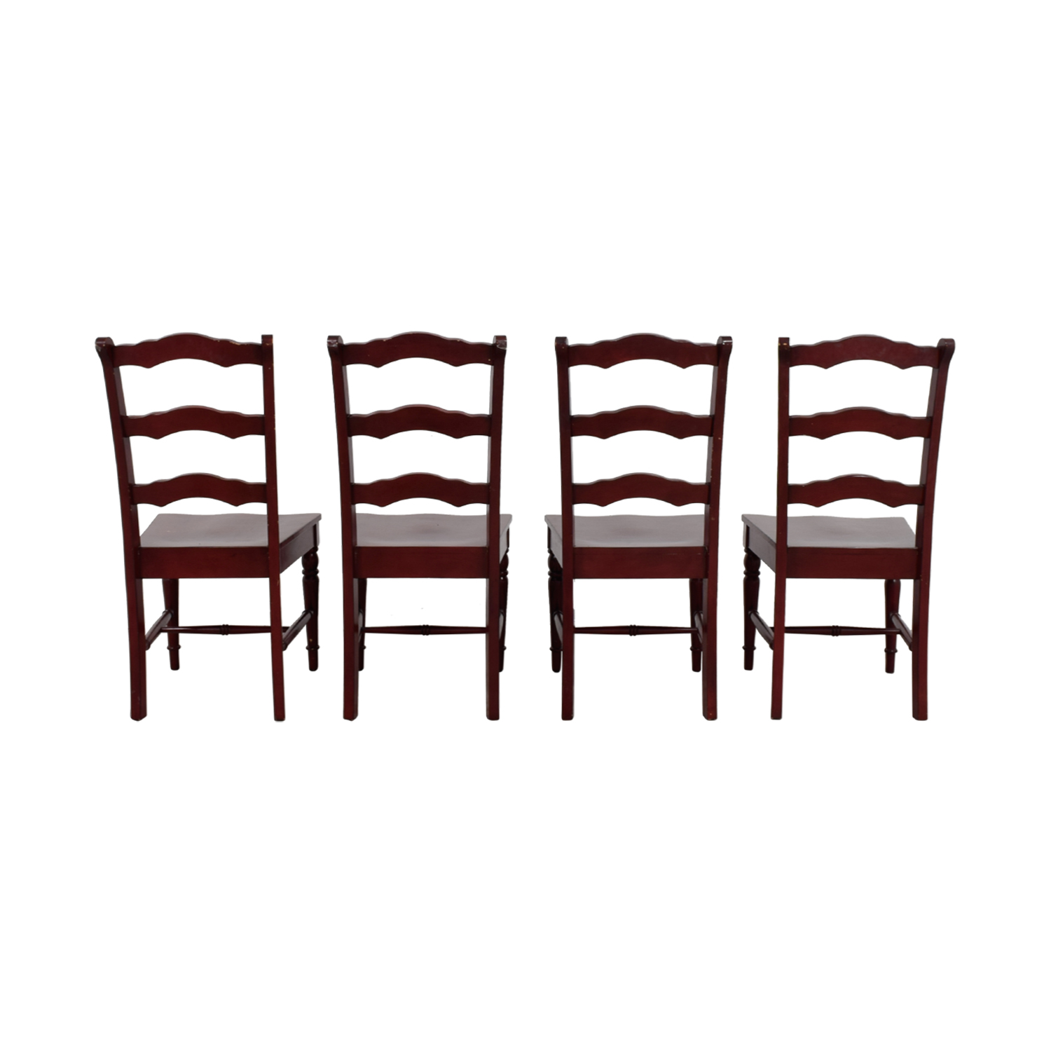 Pier 1 Imports Wood Chairs sale