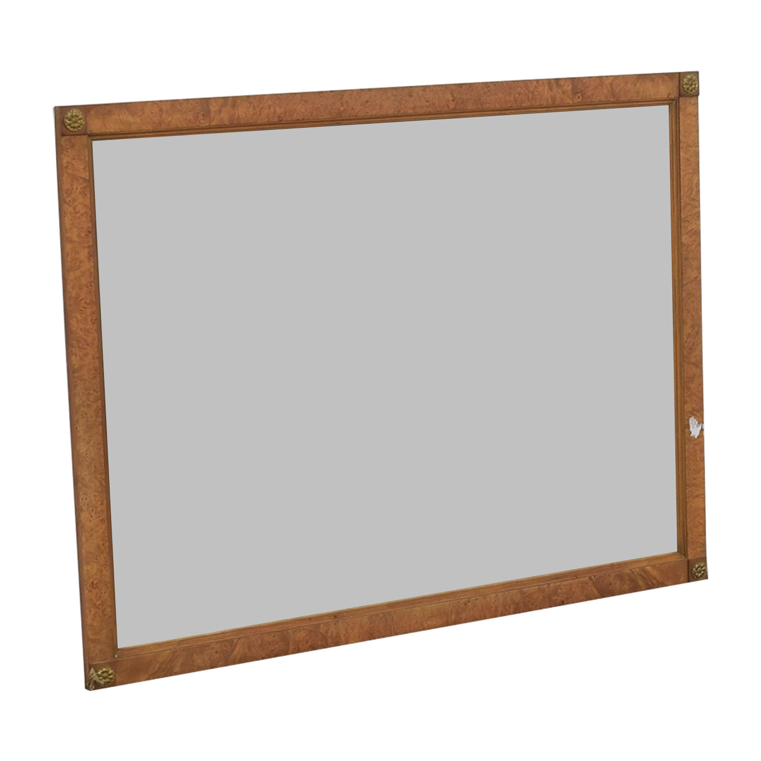 buy Carmel Frame with Medallion Corner Mirror online