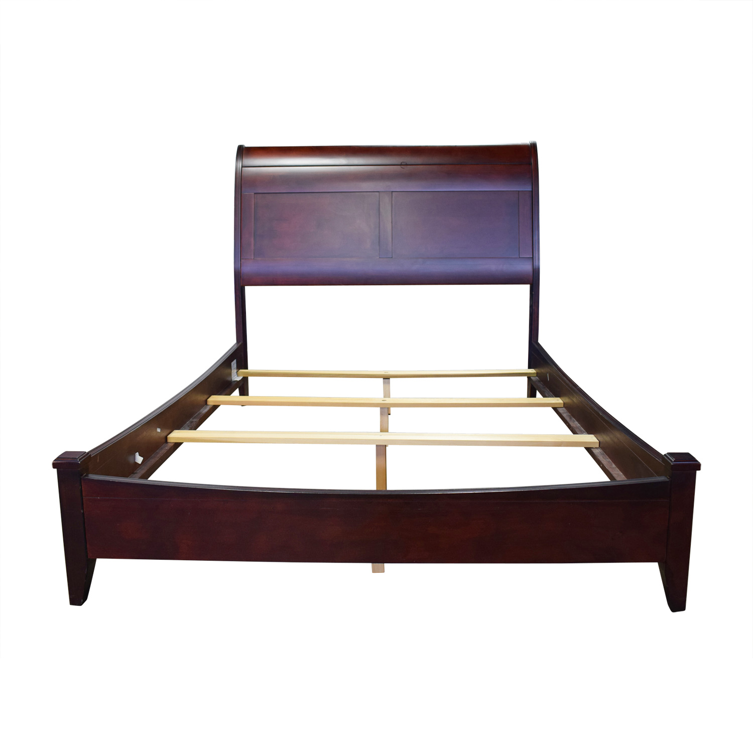 buy Cresent Furniture Wood Full Sleigh Bed Cresent Furniture Bed Frames