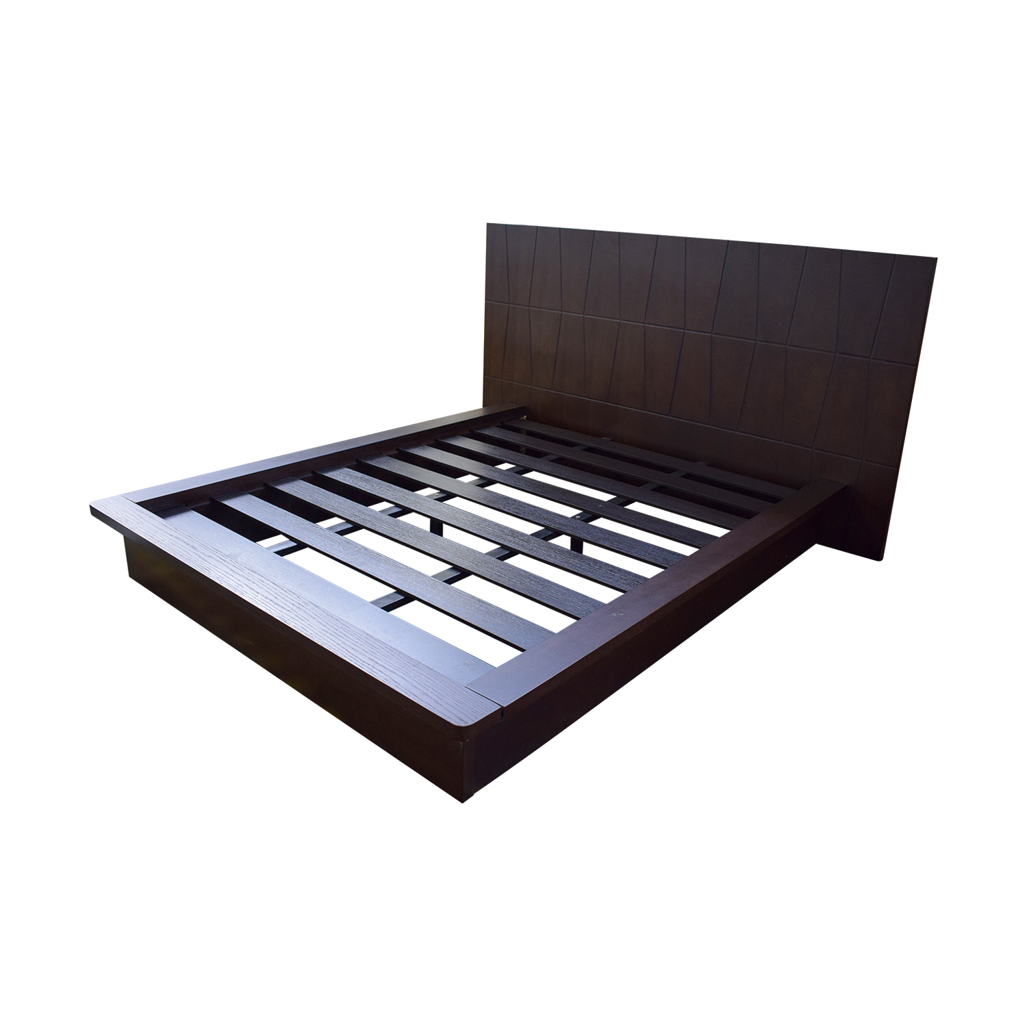 Delicieux ... Downtown Furniture Downtown Furniture Modern Platform Queen Bed Used ...