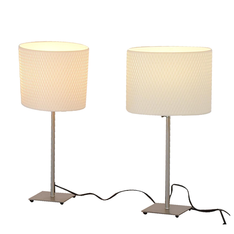 46 off ikea ikea chrome adjustable table lamps decor shop ikea chrome adjustable table lamps ikea lamps aloadofball Gallery