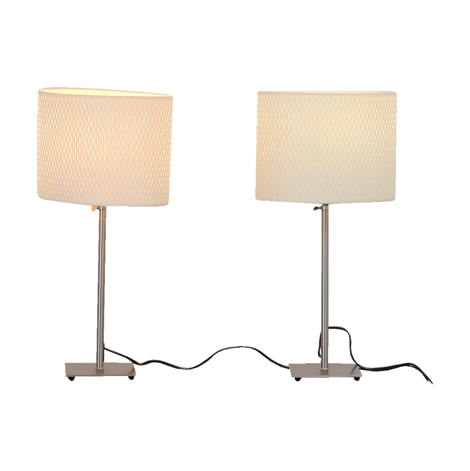 buy IKEA Chrome Adjustable Table Lamps IKEA