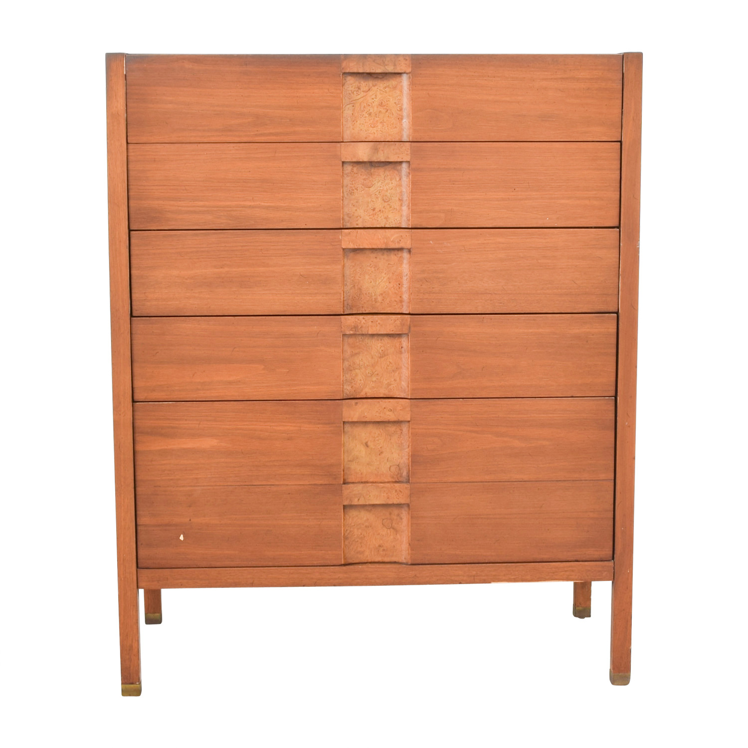 Five-Drawer Tall Chest nyc