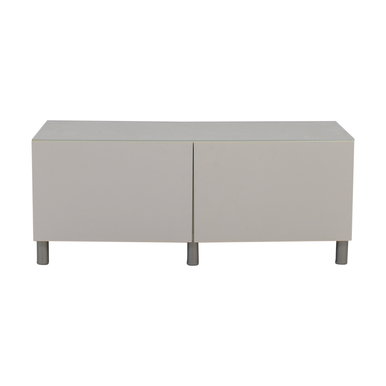 shop IKEA IKEA White TV Console Table online