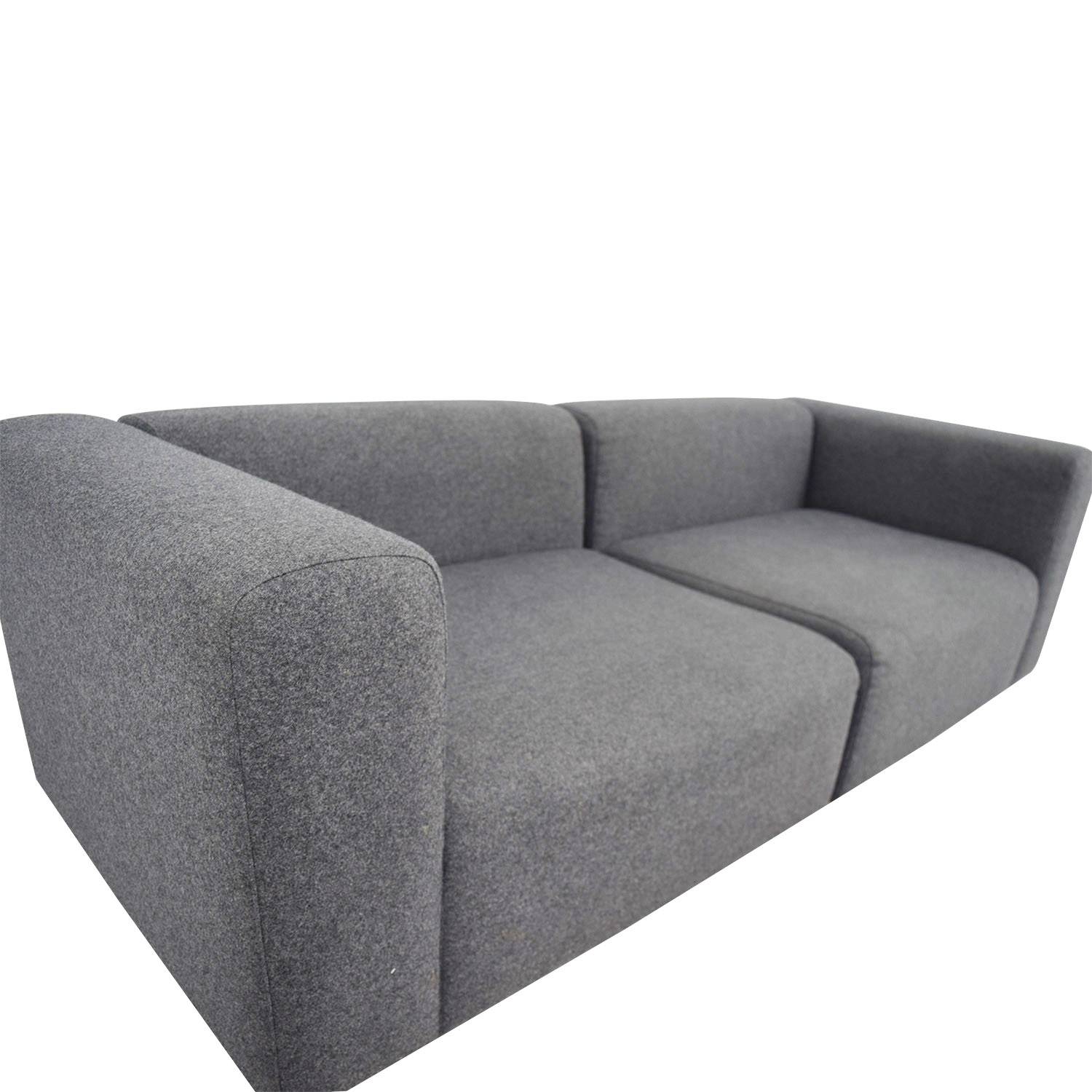 35 off hay hay mags modular grey sectional sofas. Black Bedroom Furniture Sets. Home Design Ideas